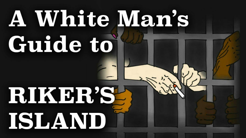Rich White Man Scrambles to Survive Prison Life