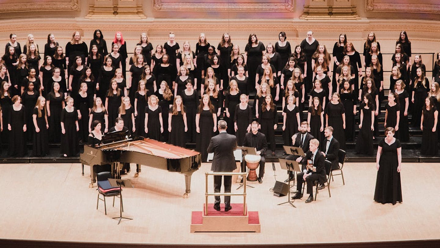 """DCINY Presents """"Vocal Colors"""": Choral Concert at Carnegie Hall"""