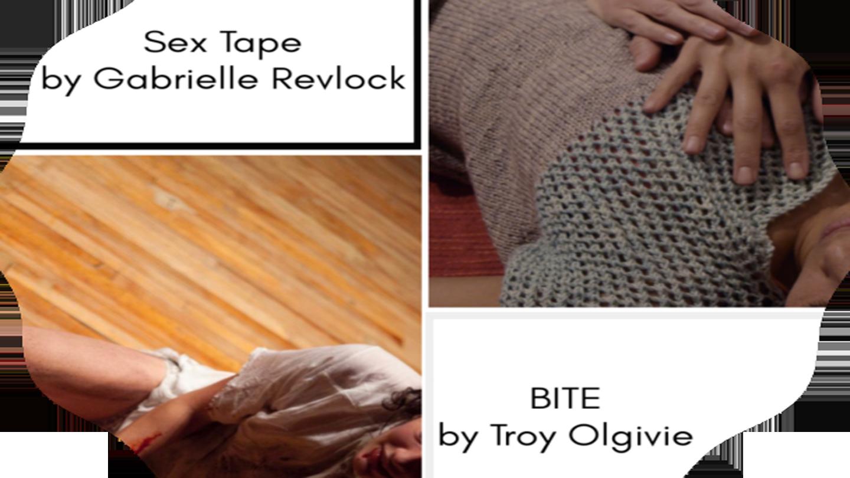 """""""BITE+SEX TAPE"""": Dances by Troy Ogilvie + Gabrielle Revlock"""