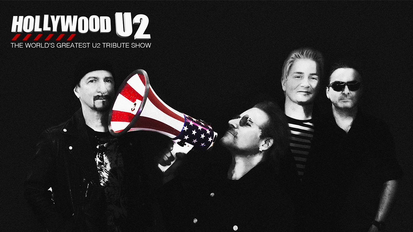 Saint Patrick's Day With Hollywood U2