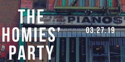 The Homies' Party: DJs & Dancing