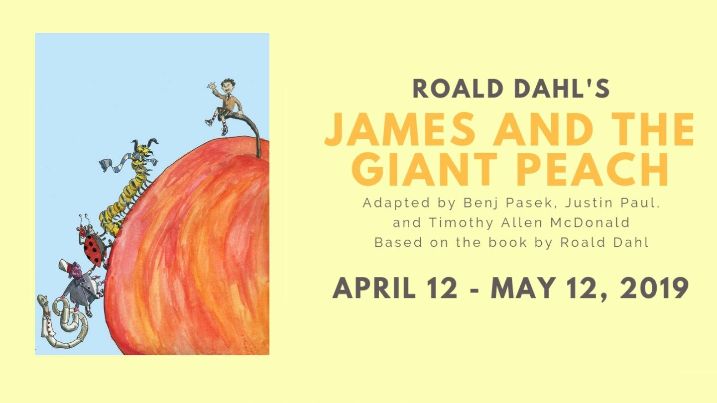 James and the Giant Peach: A Musical Adventure