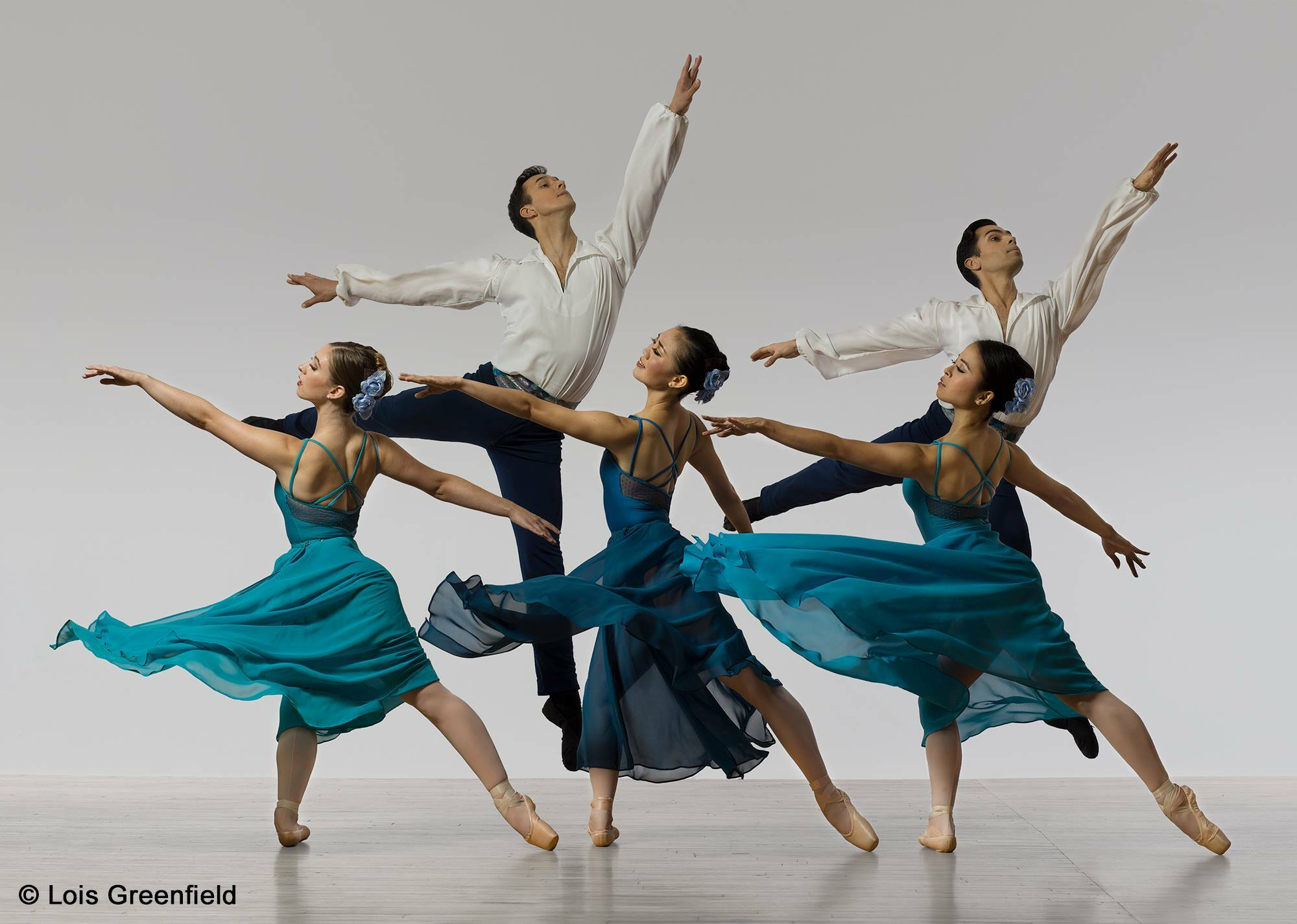 American Repertory Ballet Performs Works By Paul Taylor & More