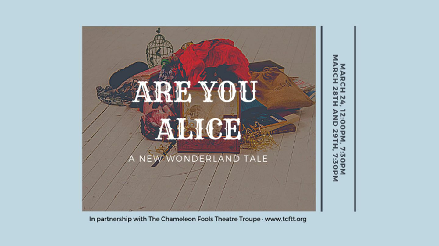 """""""Are You Alice: A New Wonderland Tale"""""""