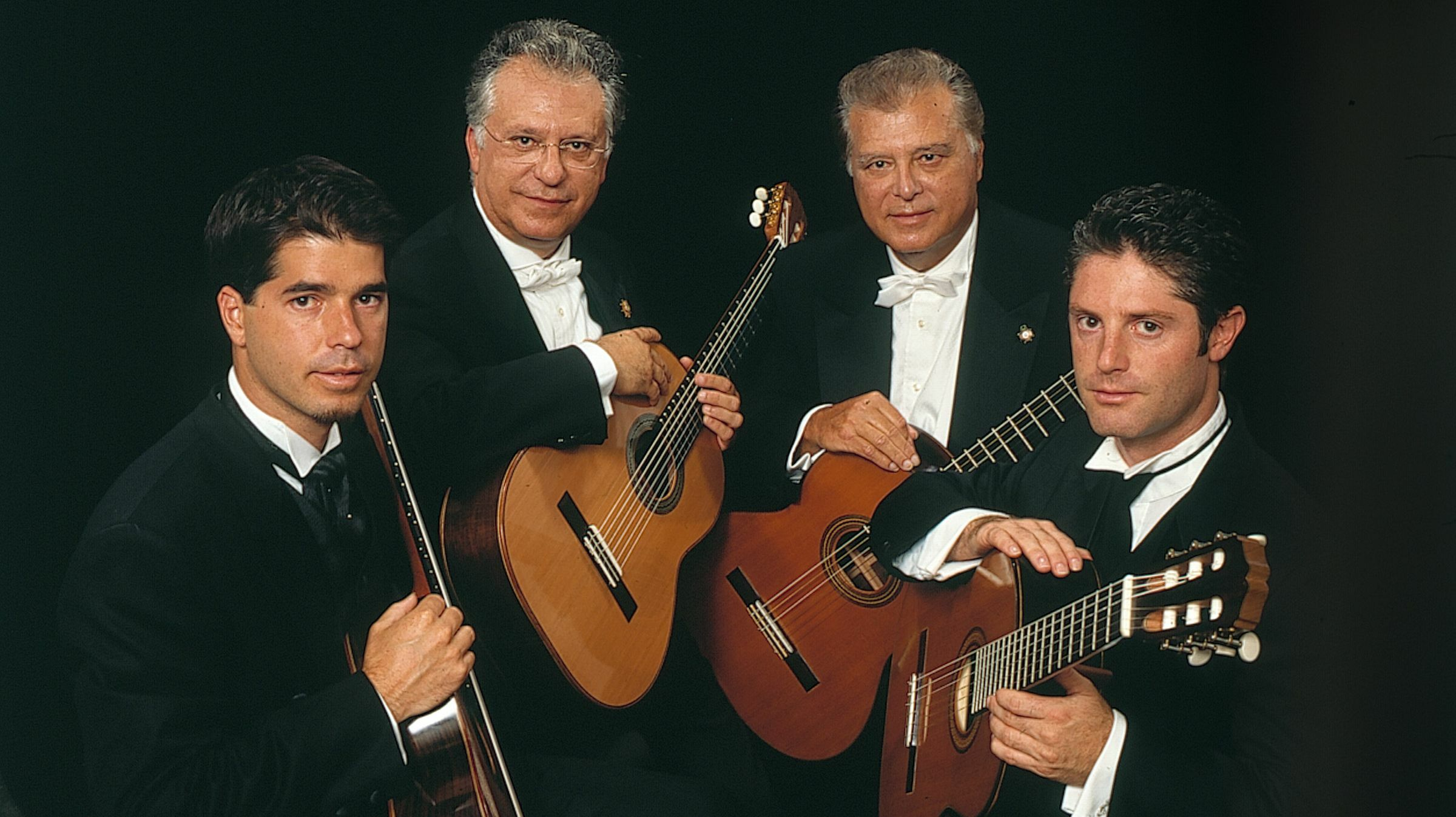 The Romeros: The Royal Family of Classical Guitar