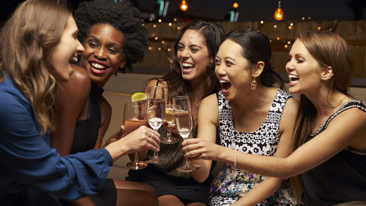 Women-Only Networking Mixer: Find Your New Bestie or Business Contact