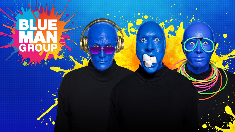 Blue Man Group: Experience the Worldwide Sensation