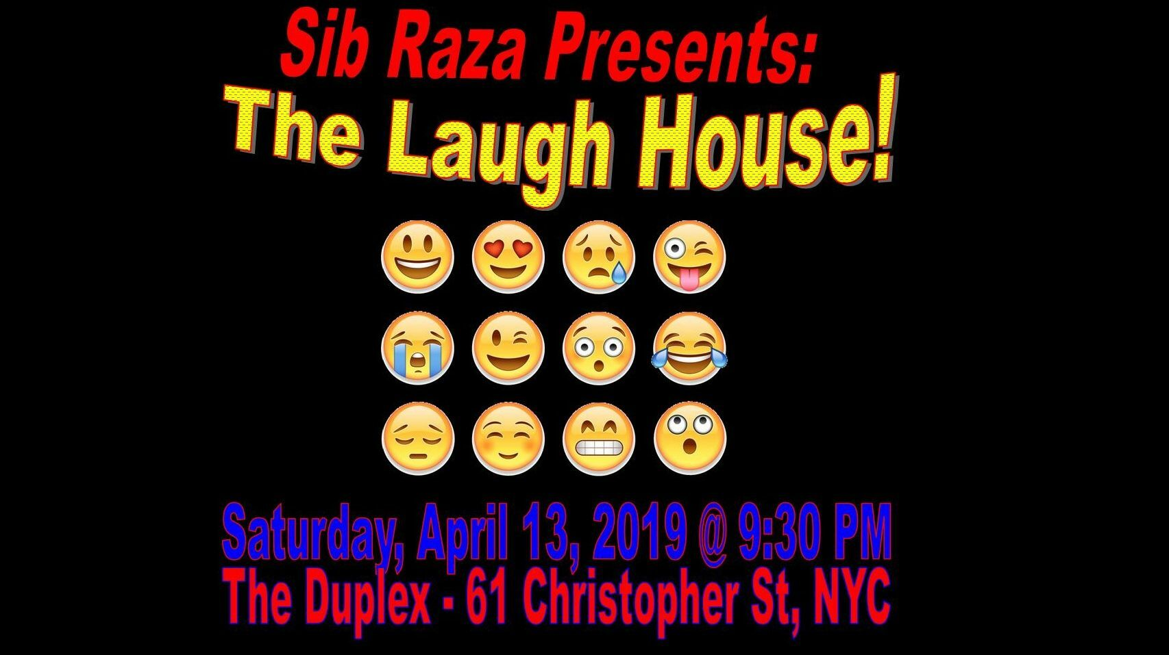 The Laugh House Comedy Show