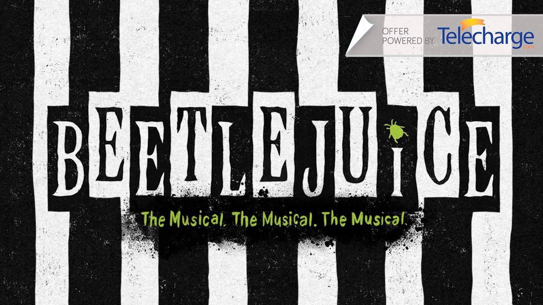 """Beetlejuice"": New Musical Based on the Movie"