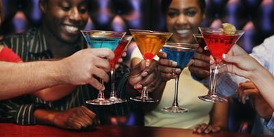 Meet Singles Over 45 at a Midtown Cocktail Hour