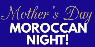 Celebrate Mom With Dinner, DJ & Belly Dancing