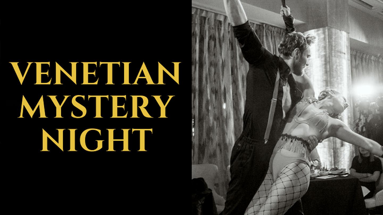 """ZAVO NYC Venetian Mystery Night"""