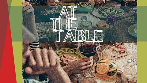 """""""At The Table"""""""