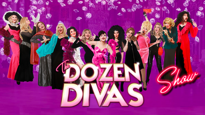 """The Dozen Divas Show"" Comes to Atlantic City"