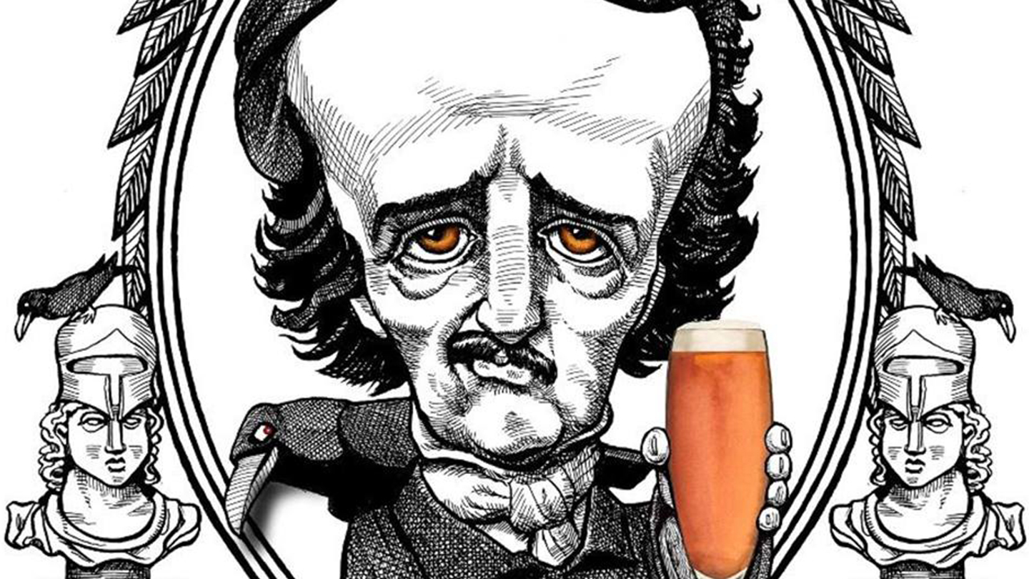 Edgar Allan Poe Brooklyn Pub Crawl