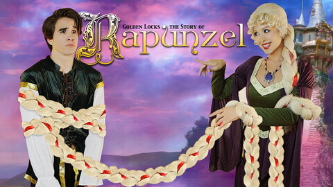 """Rapunzel: The Story of Golden Locks"""