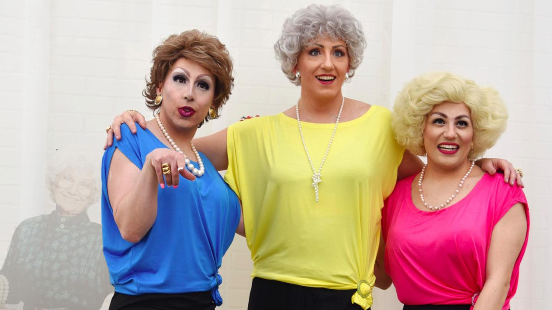 """""""The Golden Gays -- A Golden Girls Revue"""""""