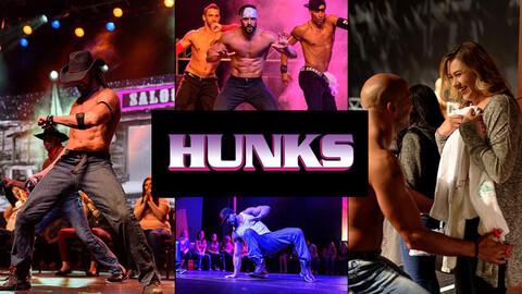 """Hunks: The Show"""