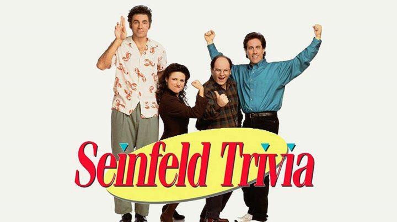 "Master the Yada, Yada, Yada of ""Seinfeld"" Trivia"