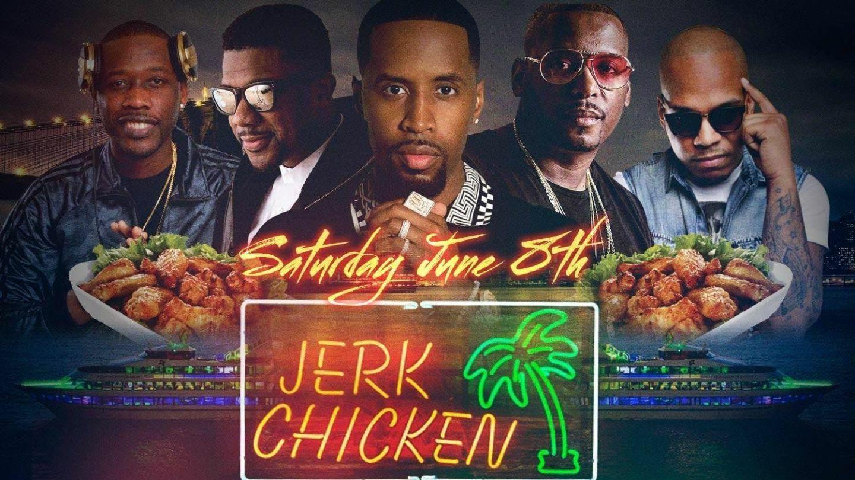 Hip-Hop Caribbean Yacht Party