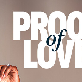 """Audible Theater Presents """"Proof of Love"""