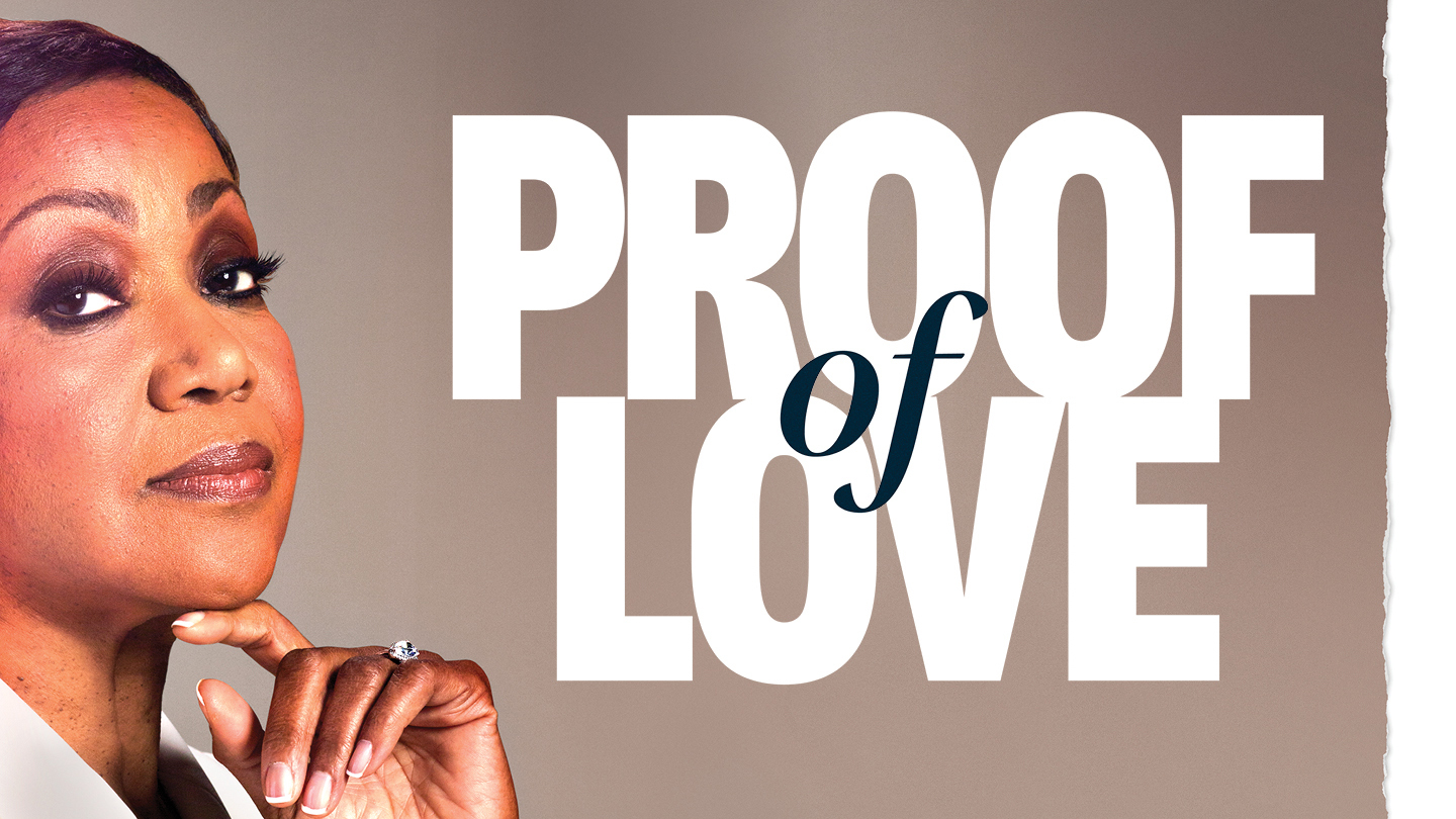 """Audible Theater Presents """"Proof of Love"""""""