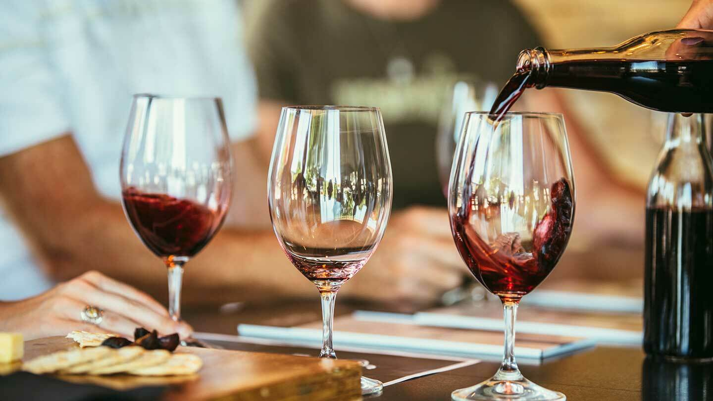 Chauffeured Tour of 3 Long Island Wineries