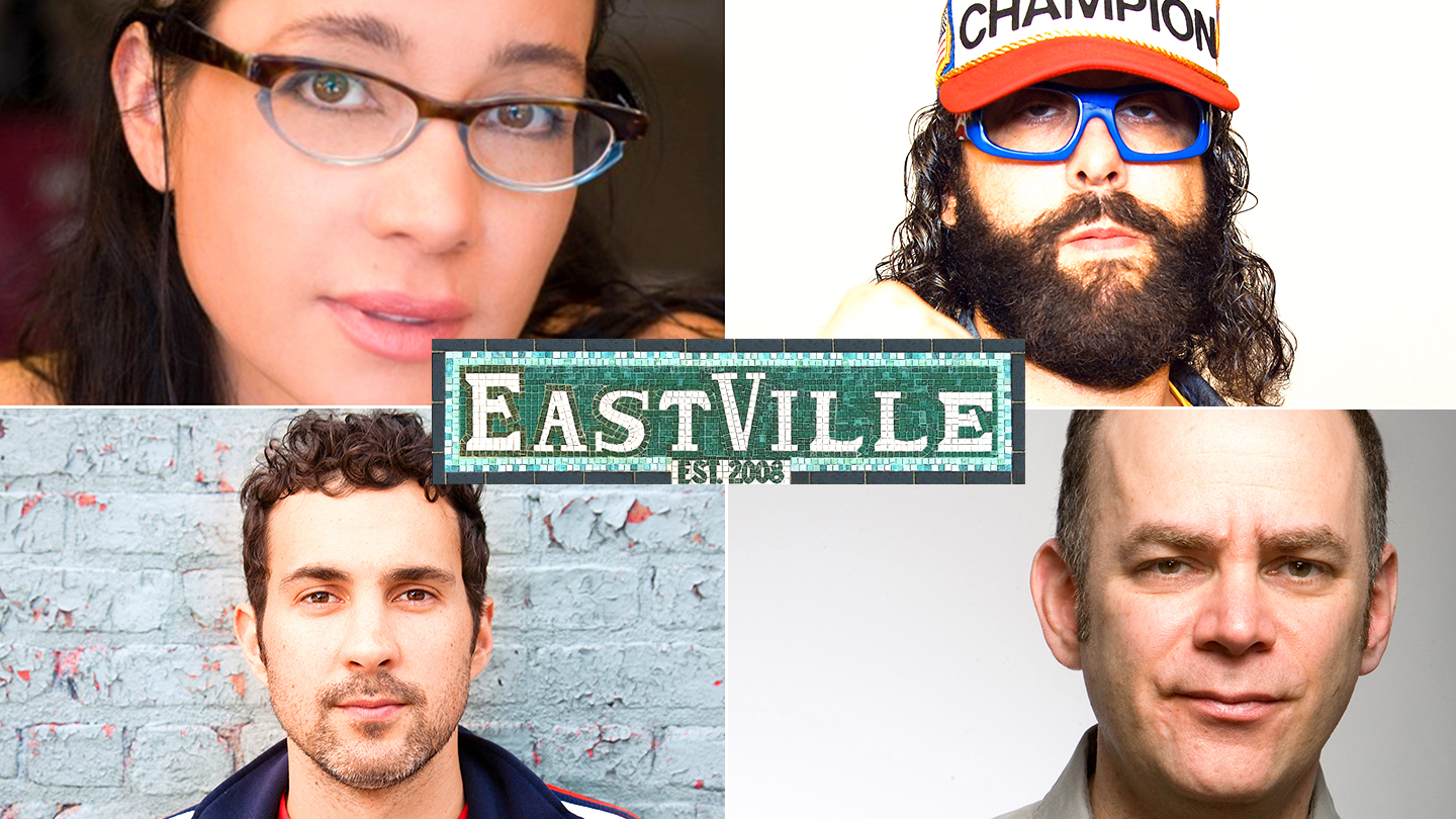EastVille Comedy Club Presents Top National Stand-Ups