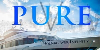 PURE: All White Attire Yacht Party