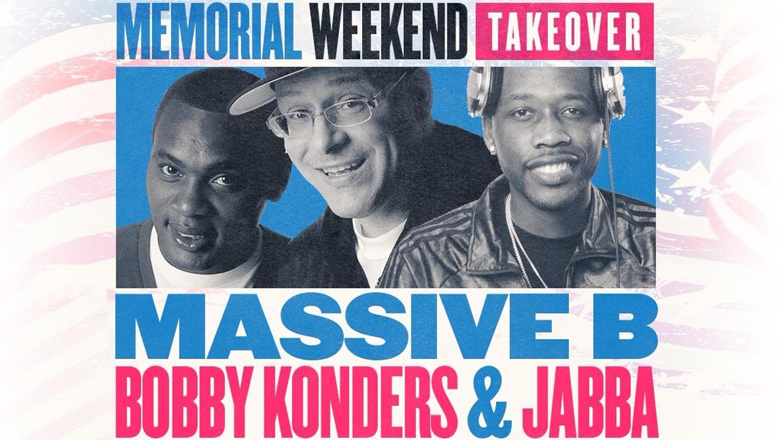 Memorial Weekend Hip Hop vs. Reggae