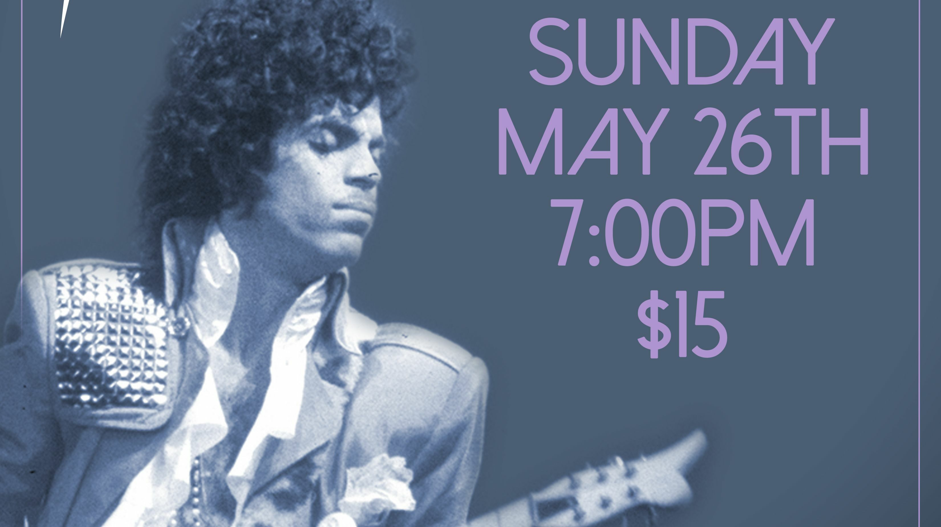Prince Tribute Feat. Michaelangelo and The Funk Ya'll Band