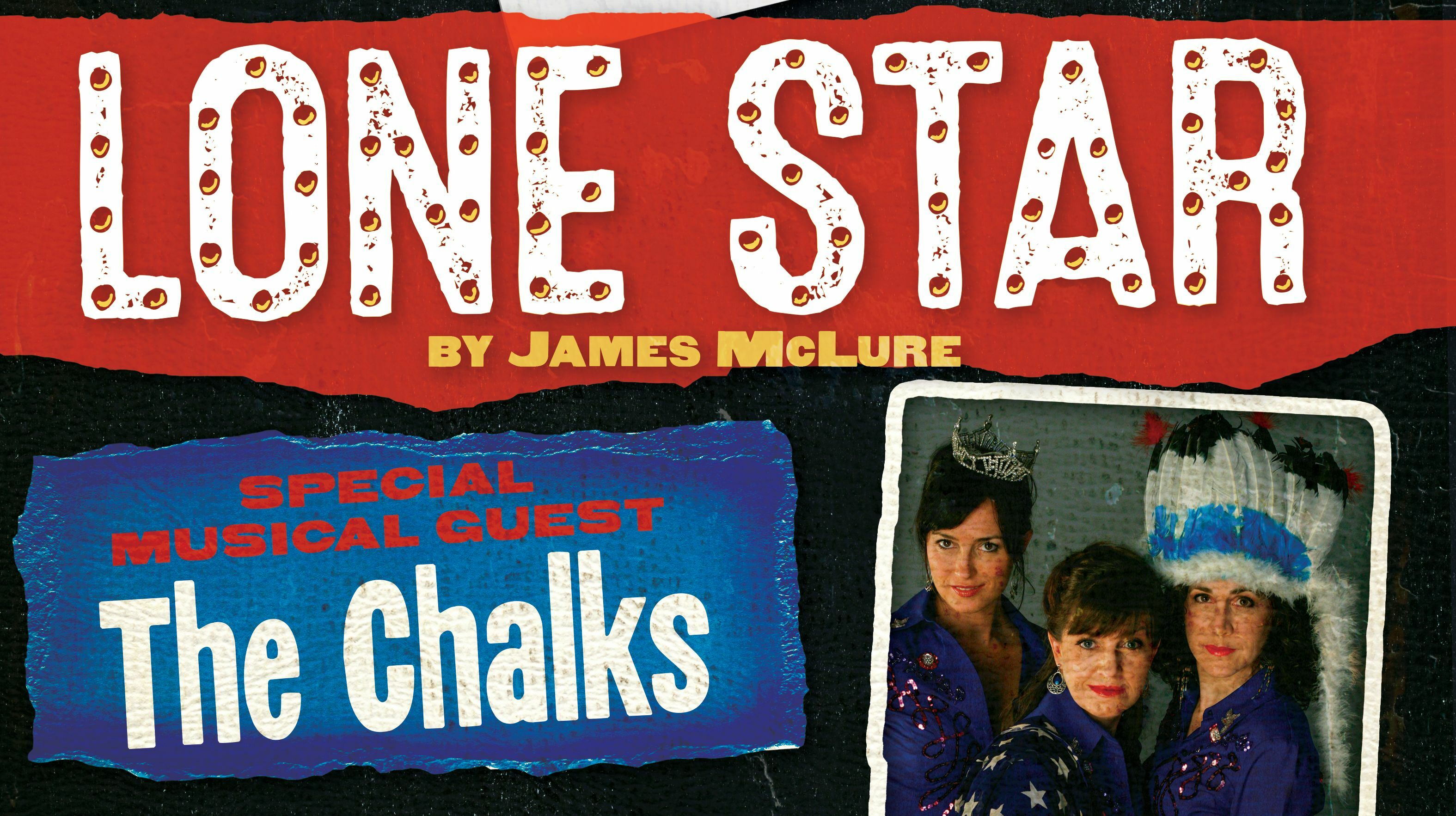 """""""Lone Star"""" featuring The Chalks"""
