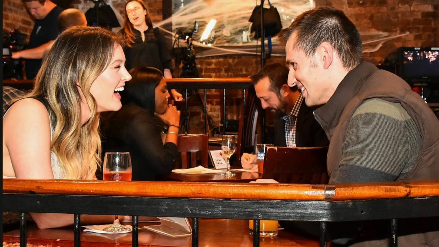 Speed Dating For NY Singles In Their 30s/40s