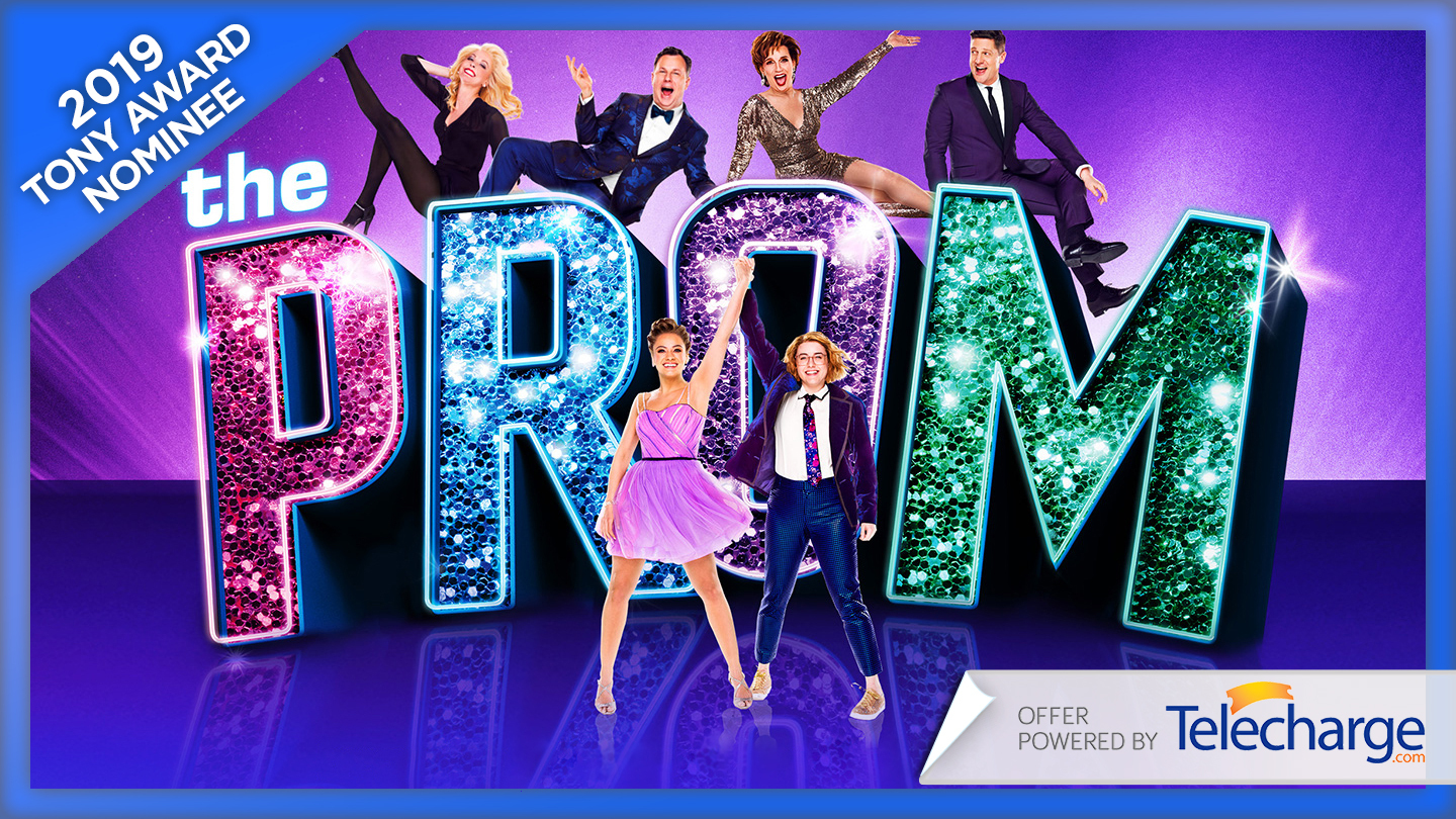 """""""The Prom"""": Nominated for 7 Tony Awards Including Best Musical"""