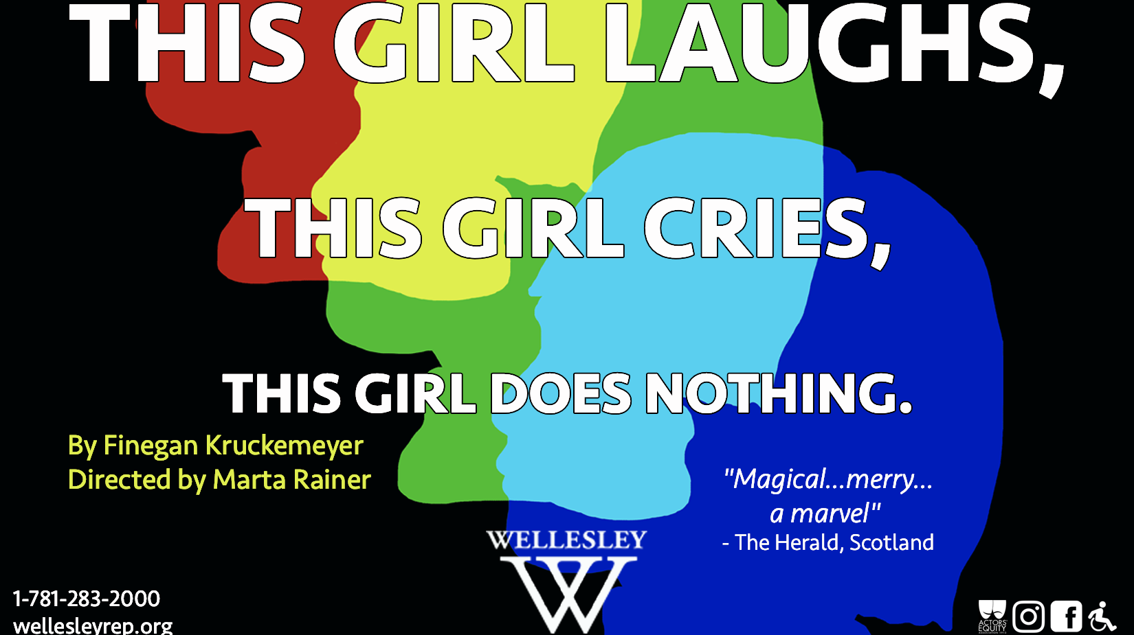 This Girl Laughs, This Girl Cries, This Girl Does Nothing