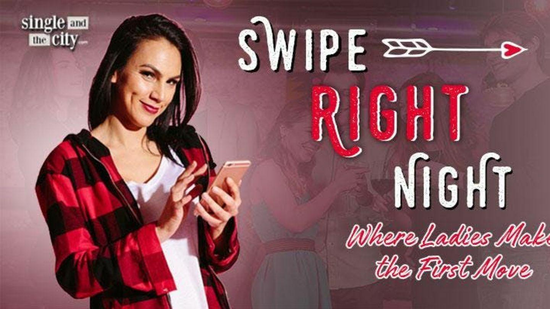 Swipe Right Singles Night at Bar 13 I For NY Singles 25-45