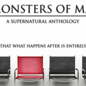 Monsters of Man: A Supernatural Anthology
