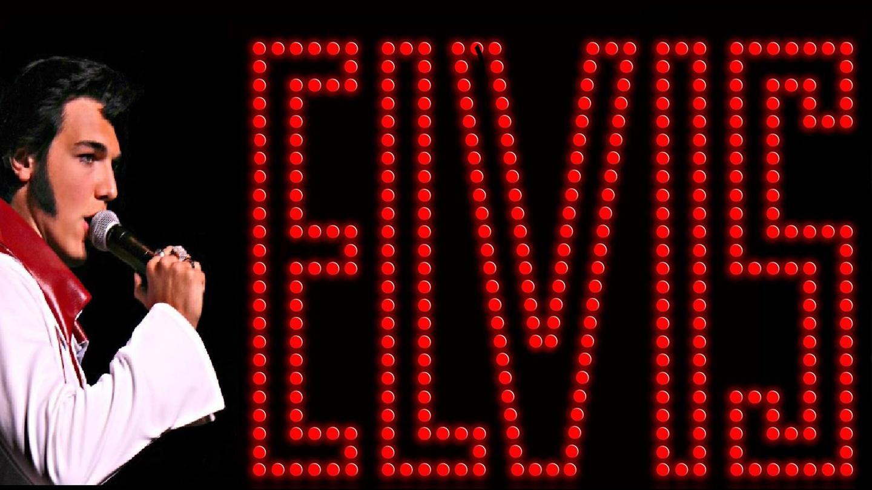 Elvis Tribute by Jeff Krick Jr.