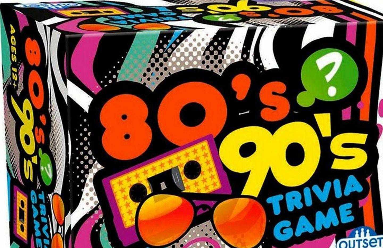 80's & 90's Trivia