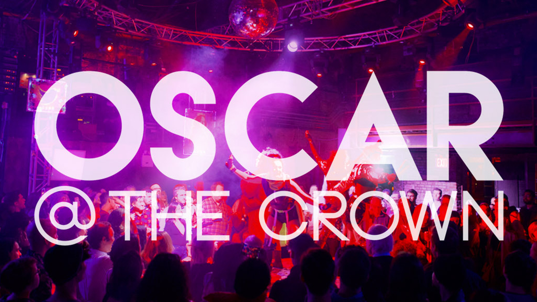 "Futuristic Pop-Culture Musical ""OSCAR at The Crown"""