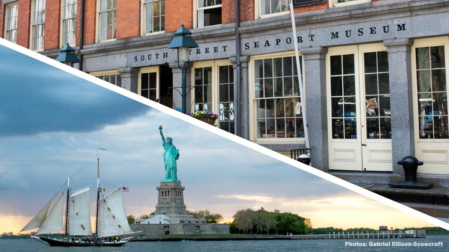 Set Sail Aboard a Historic Schooner With South Street Seaport Museum