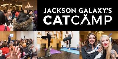 Jackson Galaxy's Cat Camp 2019