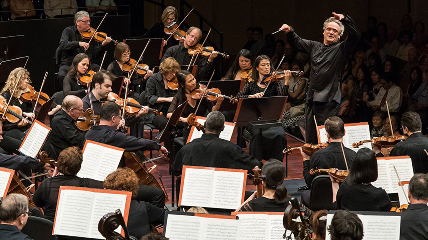 Lincoln Center's Mostly Mozart Festival Orchestra