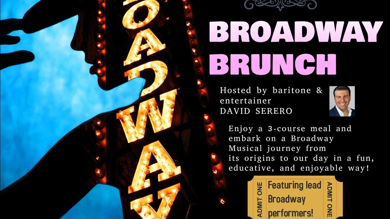 Broadway Entertainment Over Brunch