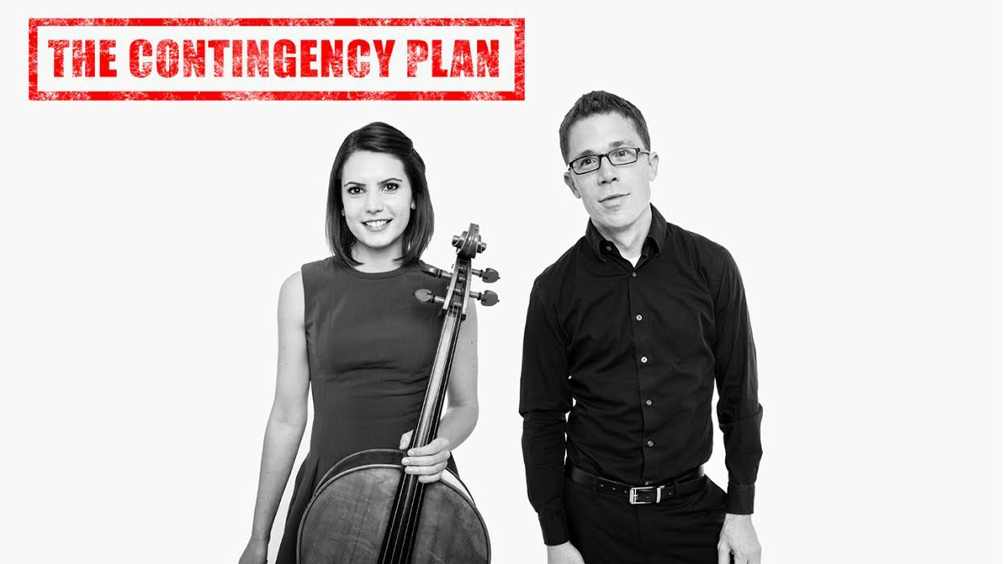 Cello & Percussion Duo: The Contingency Plan