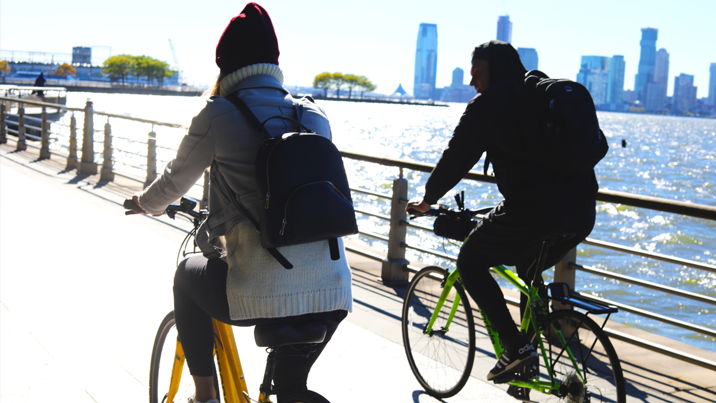 Unlimited Biking: Hudson River Bike Rentals