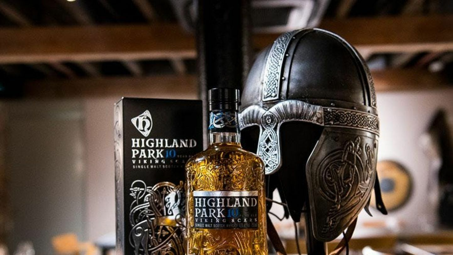 Whiskey Stories: Highland Park Scotch & The Viking Musical (Comedy)