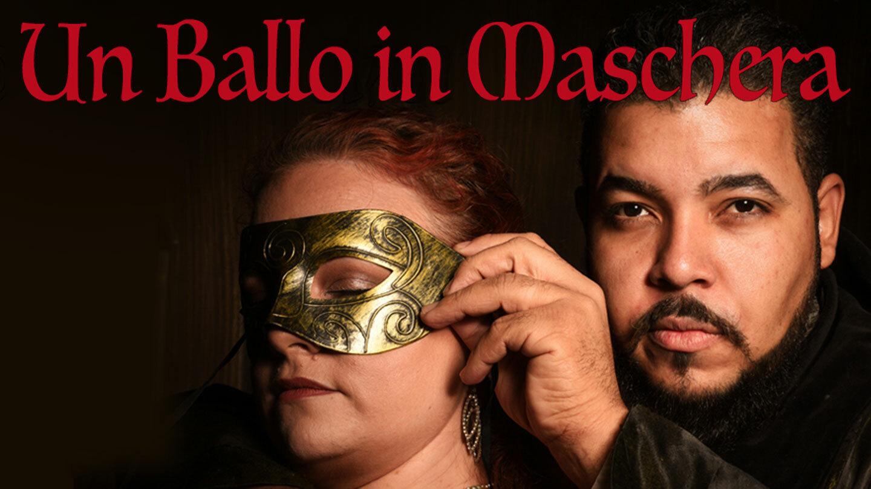 """""""Amore Opera: Un Ballo in Maschera"""""""