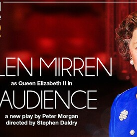 """National Theatre Live: """"The Audience"""