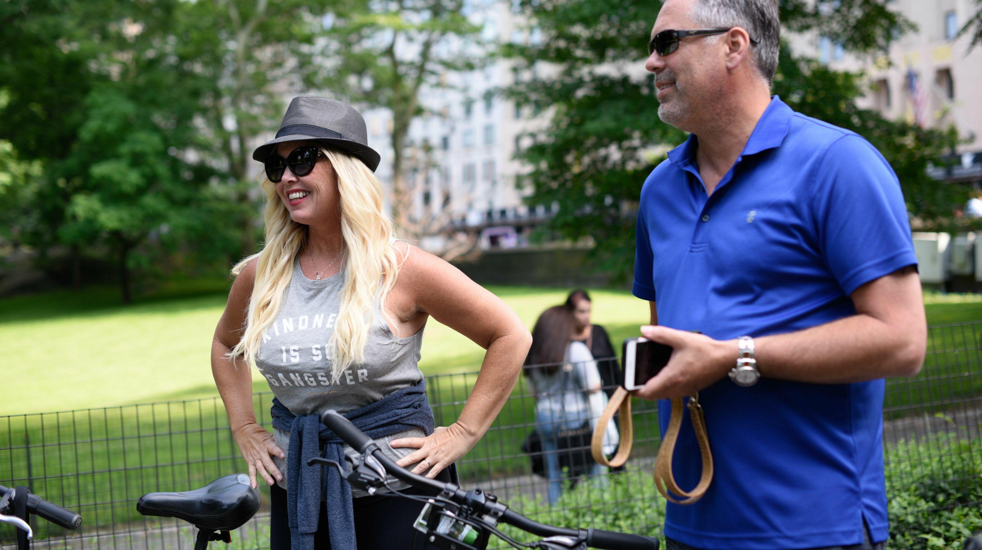 Downtown Manhattan Bike Rental